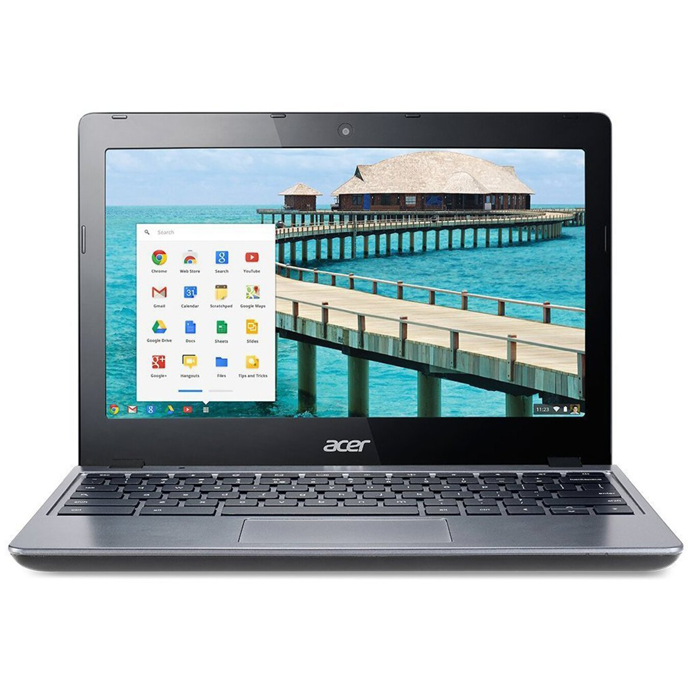 Acer C720 Google Chromebook Notebook Laptop 11.6-Inch LED 4GB RAM 16GB SSD 1