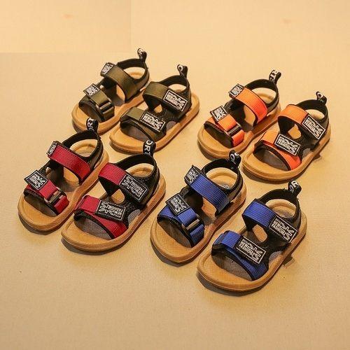 寶寶涼鞋PU皮小童涼鞋娃娃鞋寶寶鞋(13.5-15.5CM)KL11910好娃娃