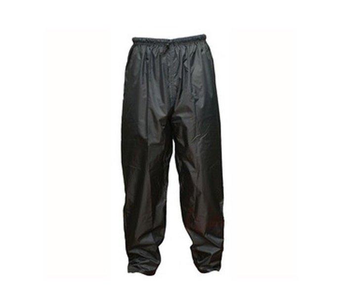 【H.Y SPORT】RHINO 犀牛 台製 Sherpa 高級透氣防水雨褲 速乾 登山 黑 PI-825