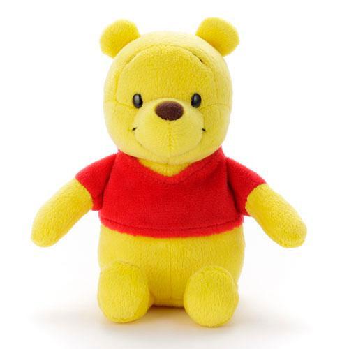 Pooh 小熊維尼 玩偶 日本帶回正版商品 TAKARA TOMY出品 迪士尼