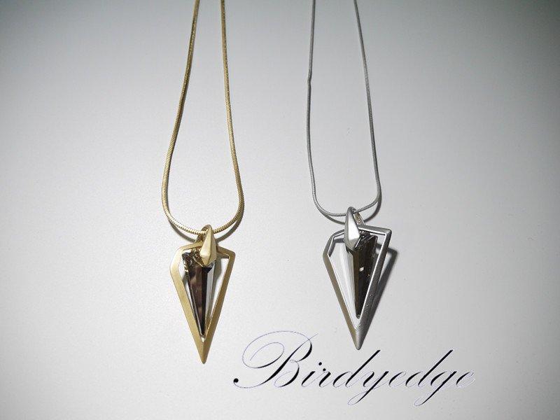 BIRDYEDGE 品牌 項鍊 男 卡古 藝人 最愛  品牌 水晶 項鍊 百搭  免 實施