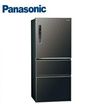 Panasonic國際牌NR-C619HV三門變頻冰箱(610L)(星空黑)※熱線:07-7428010