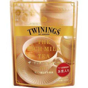 有樂町進口食品 日本片岡 TWINING 奶茶袋190G 4901305142159