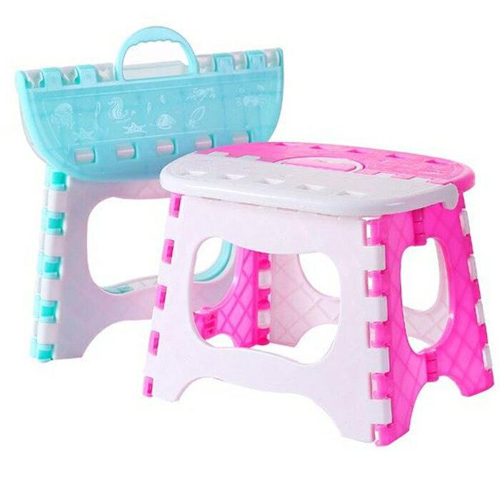 [Hare.D] 手提折疊凳 小椅子 收納椅 沙灘椅 小折凳 烤肉釣魚椅 防滑型