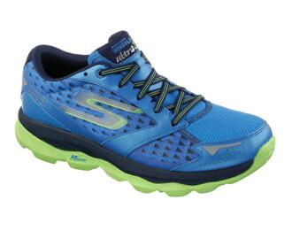 [陽光樂活]SKECHERS 男款 跑步系列 GO RUN ULTRA 2 耐磨 合腳包覆 運動鞋 跑鞋 路跑 馬拉松 健走- 53918BLLM