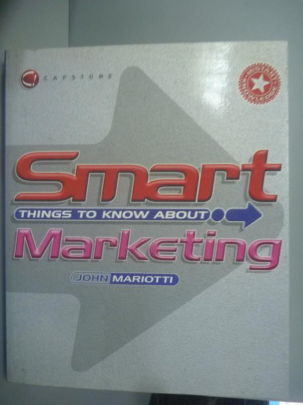 ~書寶 書T7/行銷_YBI~Smart Things to Know About Mar