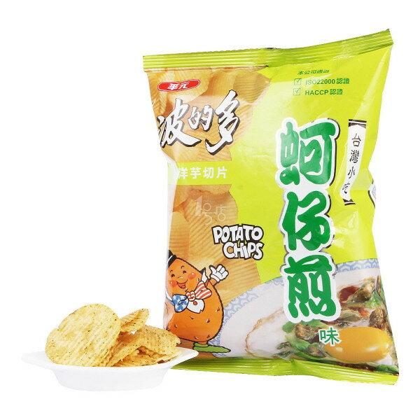 尚禾康商行:華元波的多蚵仔煎歡樂包
