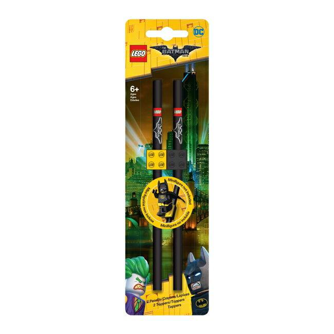 【 樂高積木 LEGO 】蝙蝠俠鉛筆(2入)
