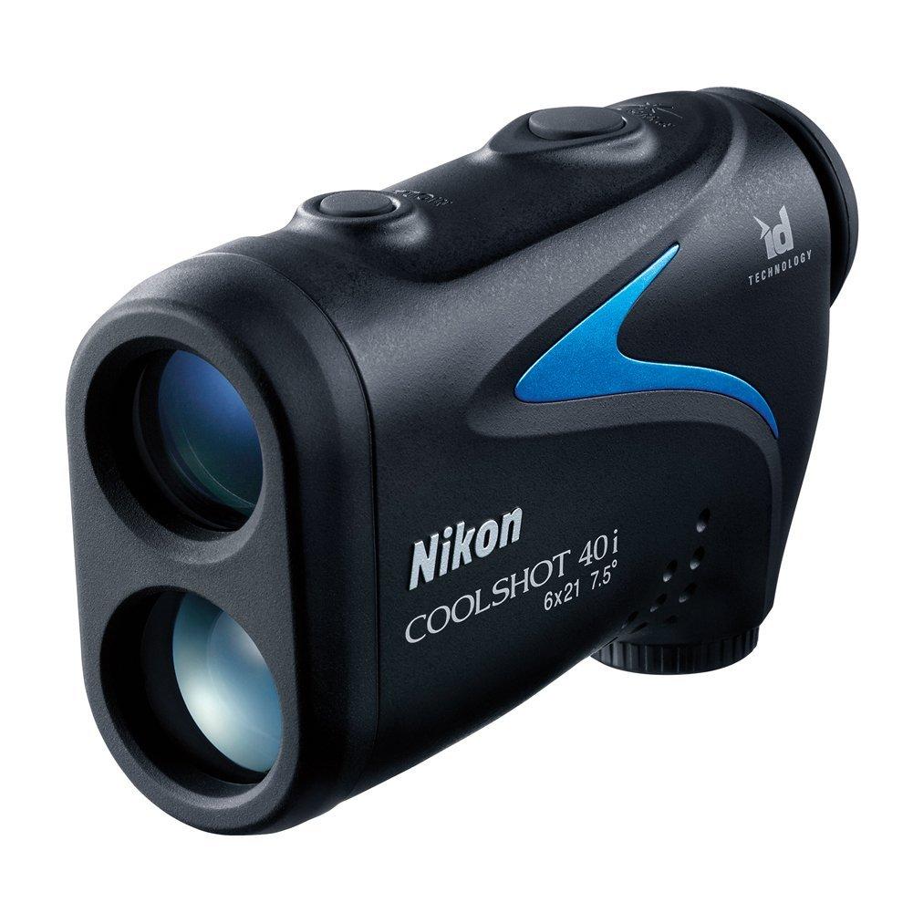 NEW Nikon Coolshot 40i Laser Golf Rangefinder