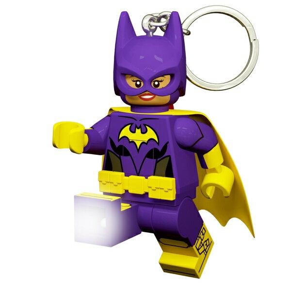 【 LEGO 樂高積木 】LED 鑰匙圈 -  蝙蝠俠電影 - 蝙蝠女