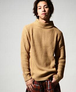 中高領毛衣8BEIGE