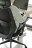 多點力學支撐 電腦椅 辦公椅 人體工學 連續兩年最佳銷售 商務椅 高背 頭枕 透氣 網椅 升降扶手 靛灰 / 純黑【Alpaca 機能美】 #GAC1801 1