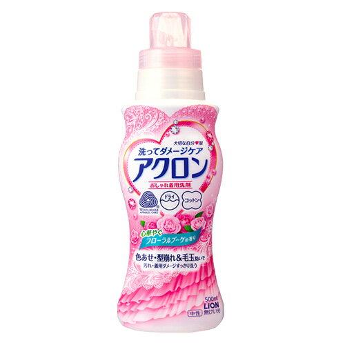 【獅王】冷洗精500ml-百花香 0