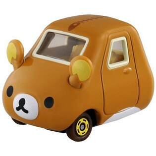 【真愛日本】17022500026日版TOMY車-懶熊小汽車tomica懶熊啦啦熊日版小車收藏模型小車