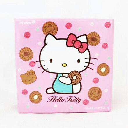 【敵富朗超巿】Bourbon北日本Kitty巧克力餅乾禮盒(賞味期限2016.12.04)
