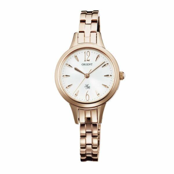 Orient東方錶(FQC14001W)LADYROSE系列都會時尚淑女腕錶白面28mm