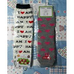 男女童棉質舒適襪套 護膝襪套 童襪 襪子(長筒)