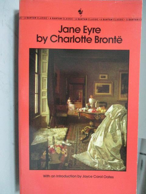 ~書寶 書T8/原文小說_IQT~Jane Eyre_Charlotte Bronte