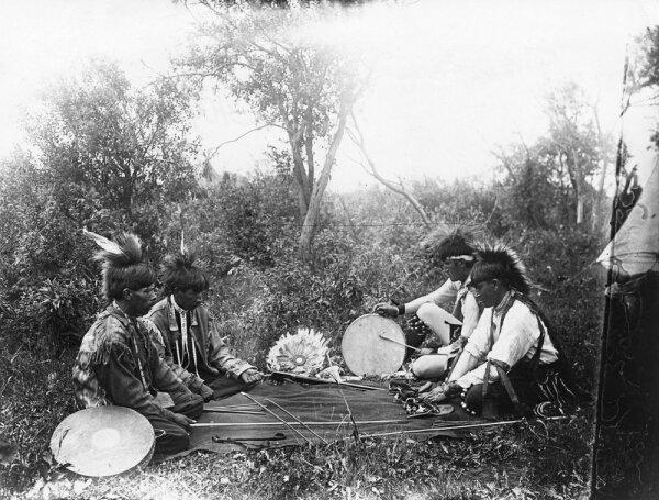Ojibwa Games