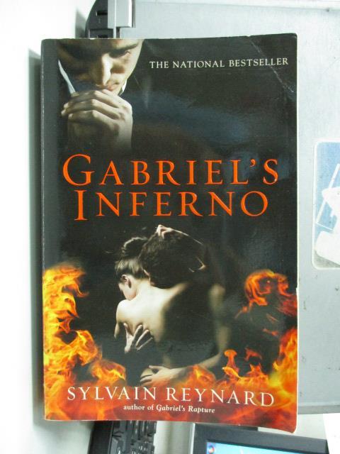 ~書寶 書T9/原文小說_NBT~Gabriel #x27 s inferno_Sylva