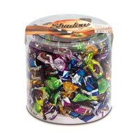 白色情人節禮物到1577塔雅思東方雙色榛果味巧克力-1000g