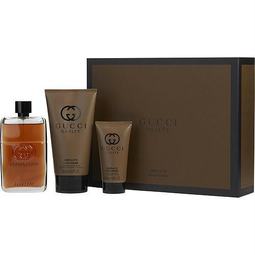bb793985556 buybeautyproducts  Gucci Gift Set Gucci Guilty Absolute By Gucci ...