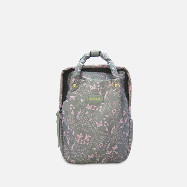 PAZEAL / Puffy Backpack 後背包 (mini / 迷你 / 灰姑娘) 尺寸 20L*9W*29H CM