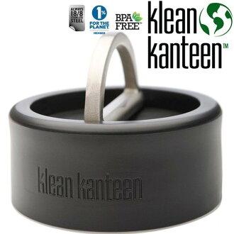 ├登山樂┤ 美國 Klean Kanteen 54mm 寬口不鏽鋼D環瓶蓋/KWSSFD-BK