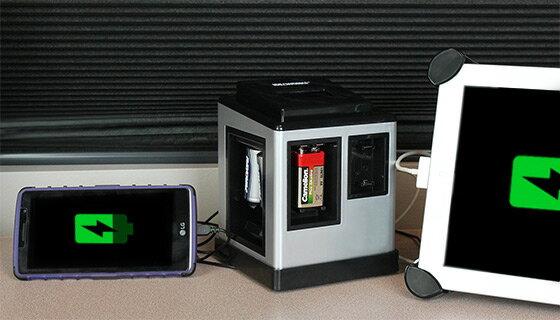 USB Battery Charging + Testing Station 0