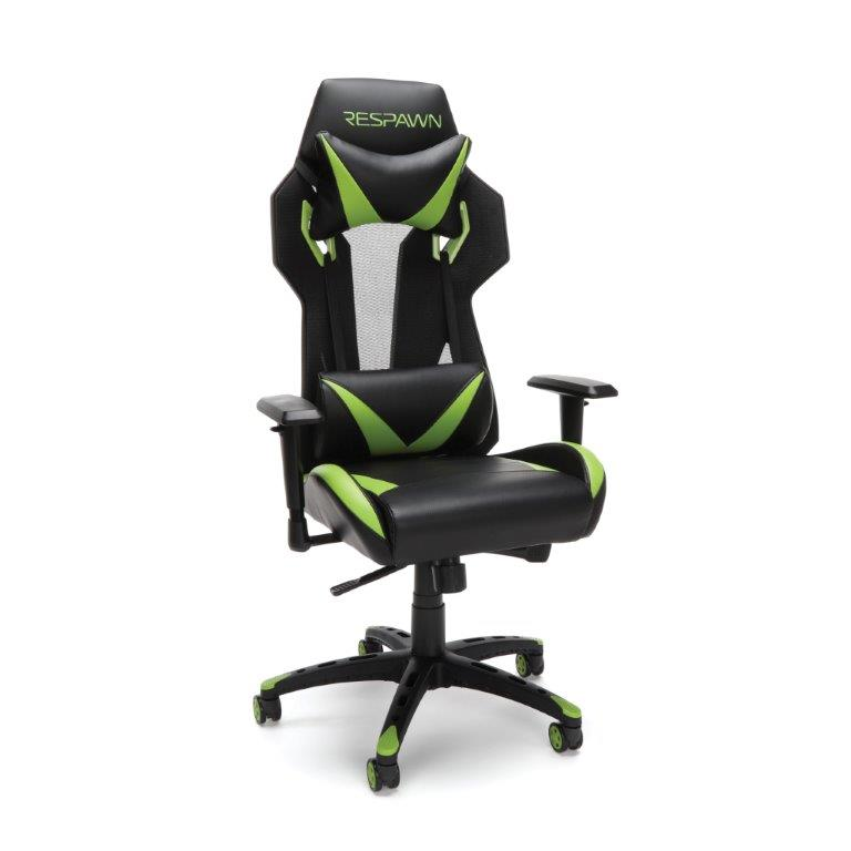 RESPAWN-205 Racing Style Gaming Chair - Ergonomic Performance Mesh Back Chair, Office or Gaming Chair (RSP-205) 1