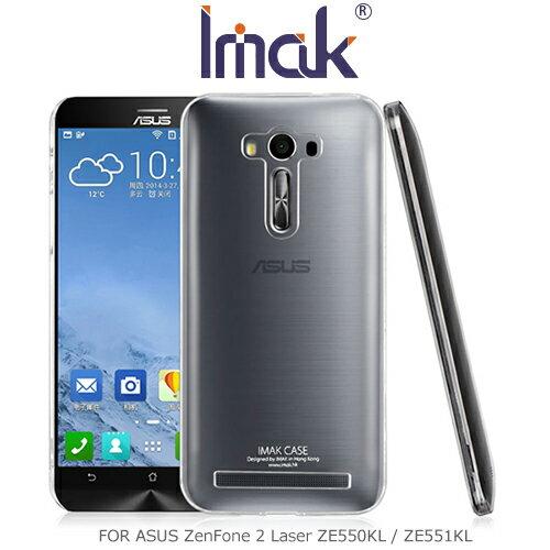 IMAK 羽翼II水晶保護殼/ASUS ZenFone2 Laser ZE550KL/551KL/手機殼【馬尼行動通訊】