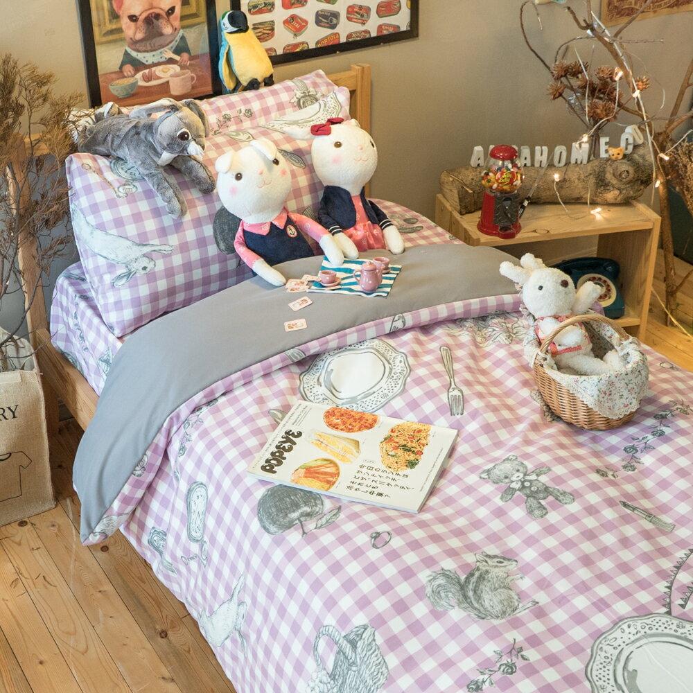 【人氣NO.1】女孩的野餐墊   單人 / 雙人熱賣組   舒適磨毛布 台灣製造 2
