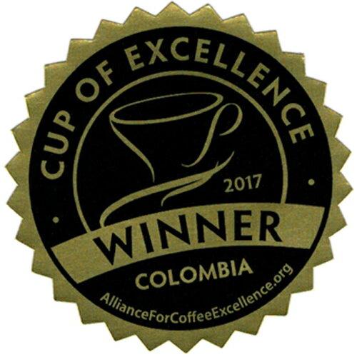 哥倫比亞 COE競標批次Top3 Abdias Lasso Muñoz小農 咖啡豆(1 / 4磅 半磅)➤紅橙 木槿屬花香 芒果 草莓 紅葡萄 糖蜜般甜感 奶油般質地★送-莊園濾掛★ 1