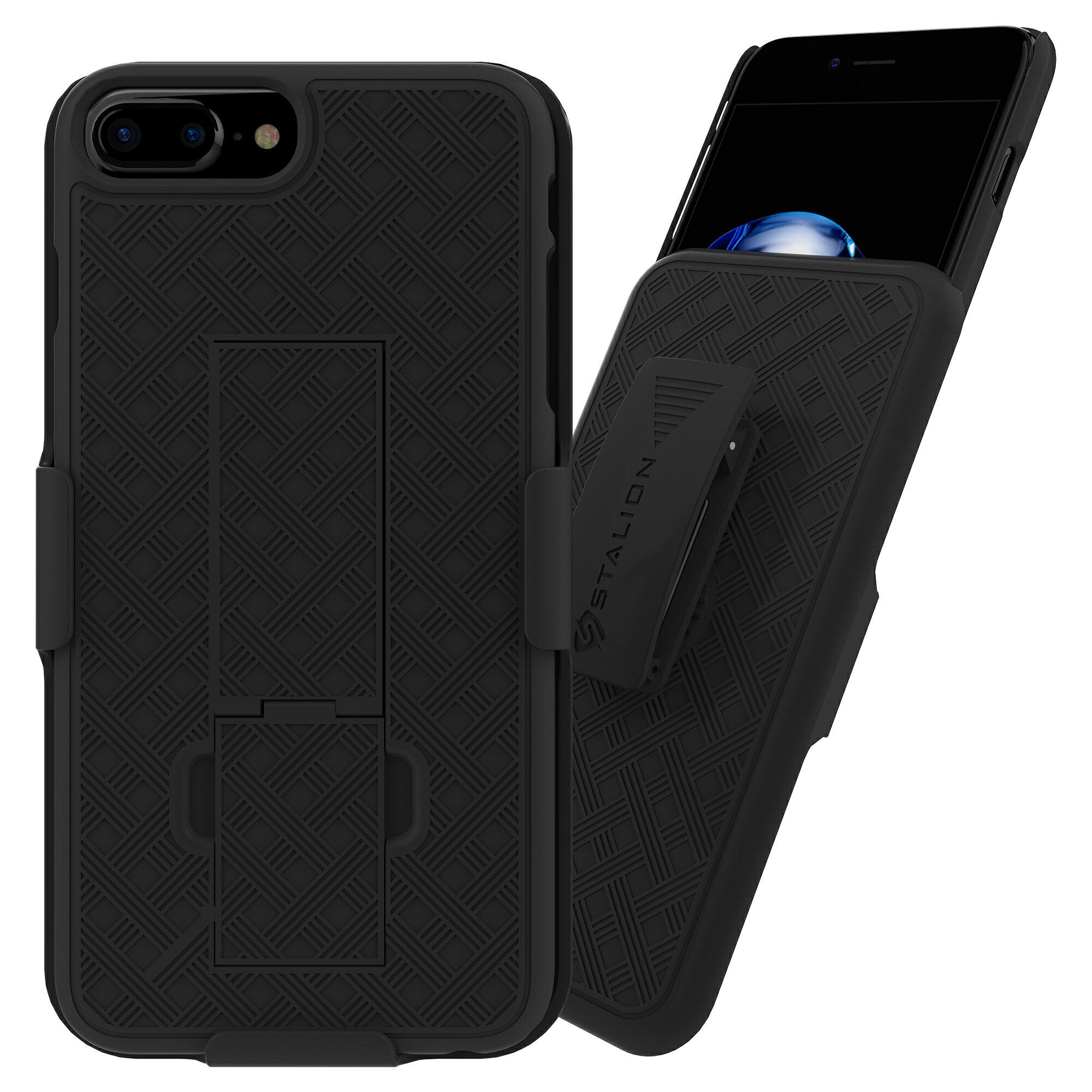 online store ad49d 0cdb0 Apple iPhone 7 Plus Holster Case & Belt Clip Combo