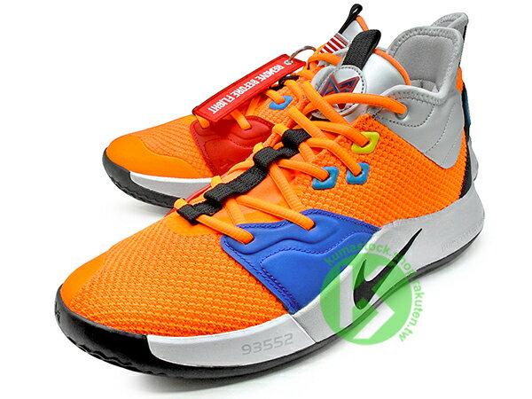 c5af37256be 2019 強力登場全明星球員Paul George 個人最新簽名鞋款NIKE PG 3 NASA EP ...