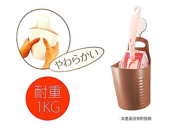 BO雜貨【SV3607】日本製 掛壁式收納籃 置物盒 湯匙架 餐具收納 廚房收納 浴室收納