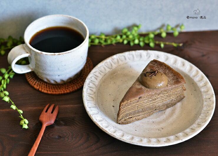 日本 美濃燒 Rokuro 粉引手工咖啡杯 馬克杯 現貨