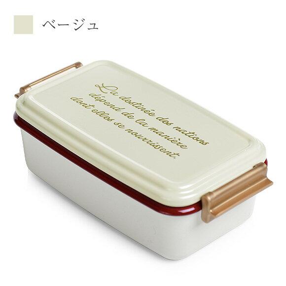 日本Maturite enamel 復古單層便當盒 550ml  /  bis-0511  /  日本必買 日本樂天直送 /  件件含運 1