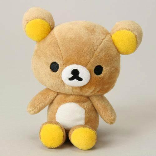 拉拉熊 懶懶熊 Rilakkuma 日本帶回 小玩偶 正版商品