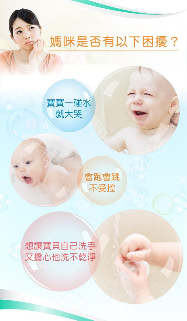 Nac Nac 抗菌泡泡-洗手慕斯500ml  『121婦嬰用品館』 1