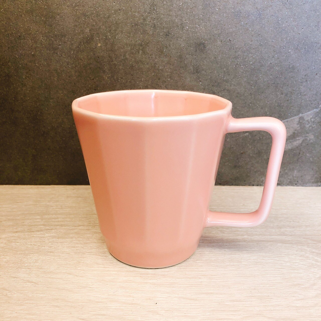 【馬克杯】【重山陶器】12面釉燒馬克杯