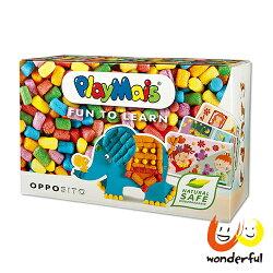 Playmais玩玉米創意黏土趣味學習盒 - 小觀察家