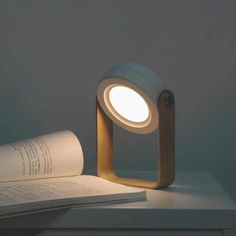 限時熱賣創意燈籠燈3D小夜燈閱讀臺燈學生宿舍戶外手提燈生日情人節禮物