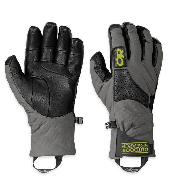 OUTDOOR RESEARCH 美國 | Lodestar Gloves 防風透氣防潑水保暖手套 | 秀山莊(OR72120)
