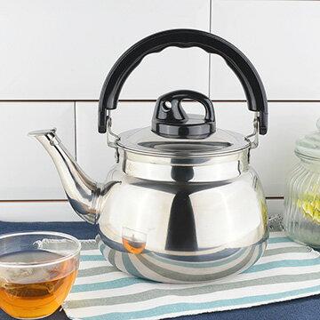 泉光牌 笛音(3L)茶壺20漲 (熱水壺 開水壺 不鏽鋼 台灣製)