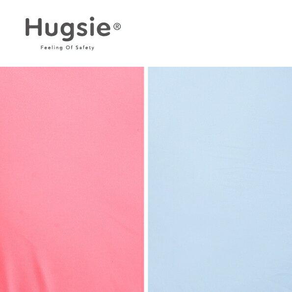Hugsie 孕婦舒壓側睡枕-防蟎款-接觸涼感型桃紅★衛立兒生活館★