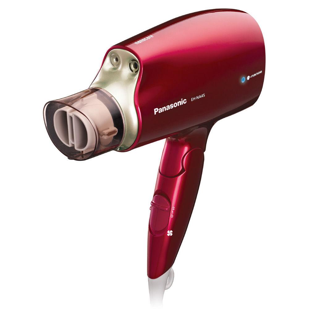 【限量現貨,附烘罩】國際 Panasonic 奈米水離子吹風機 EH-NA45