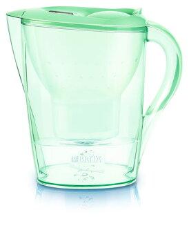 [淨園] 德國BRITA Marella Cool 2.4L馬利拉花漾壺濾水壺(竹子綠)【內含一支濾芯】-可放冰箱門