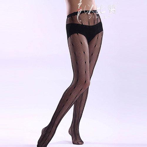 【伊莉婷】IBZAN 網襪系列-雙面佳人 DM-9183303