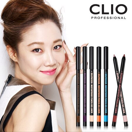 韓國 CLIO 珂莉奧 超顯色孝利眼影眼線筆(旋轉式) 0.56g【N200808】